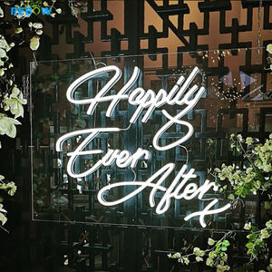 Hotel Beach Recreational Neon Signs Light LED Neon Art Decorative Lights for Wall Decor