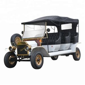 Exalted garden battery car airport 6 passenger electric golf cart for sale