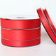 Red Ribbon Red Ribbon Wholesale Custom 3mm-100mm Polyester Red Satin Ribbon