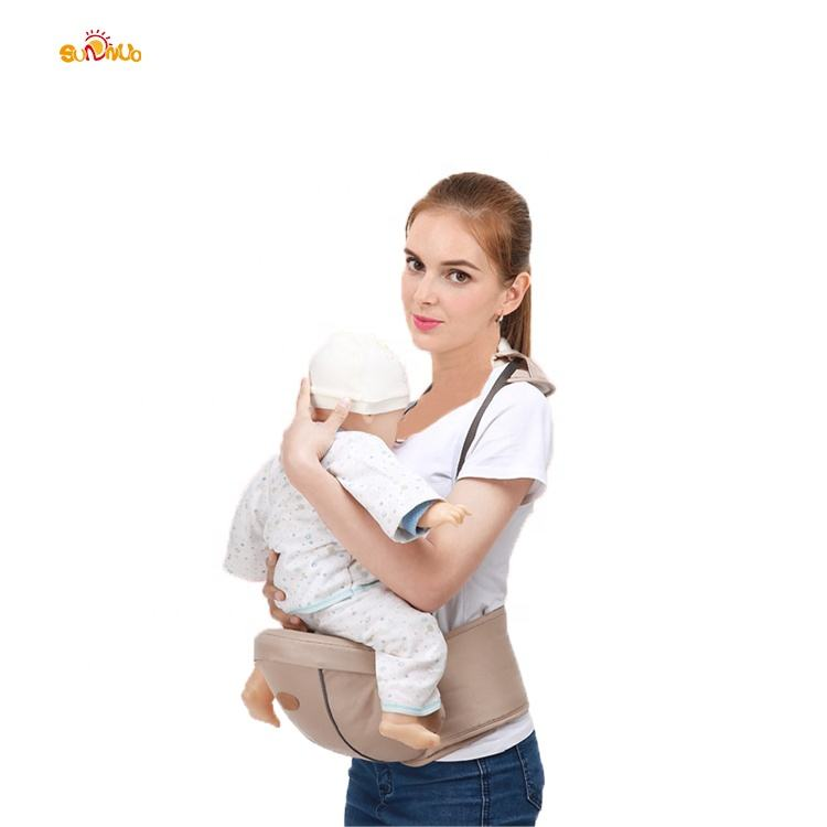 Multifunctional Comfortable Baby Hip Seat Carrier Adjustable Baby Carrier