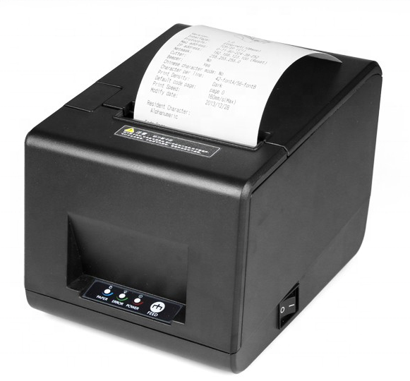 Multifunctional smart card peripage waybill colour label passport printer