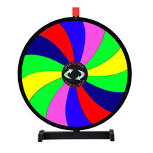 Tabletop Spin Prize Wheel Lucky Draw Wheel of Fortune