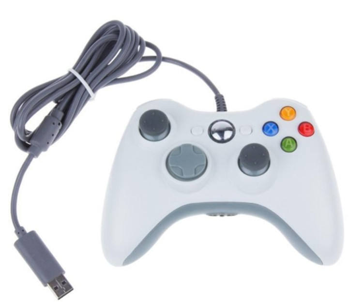 Newest Game Control XBOX360 Controller For Xbox 360 Nin-tendo Switch Games Analog Joystick PC Wired Gamepad