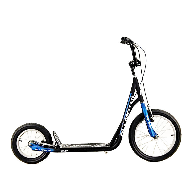Fantastic quality new creative fat tyre kick high speed electr scooter bike