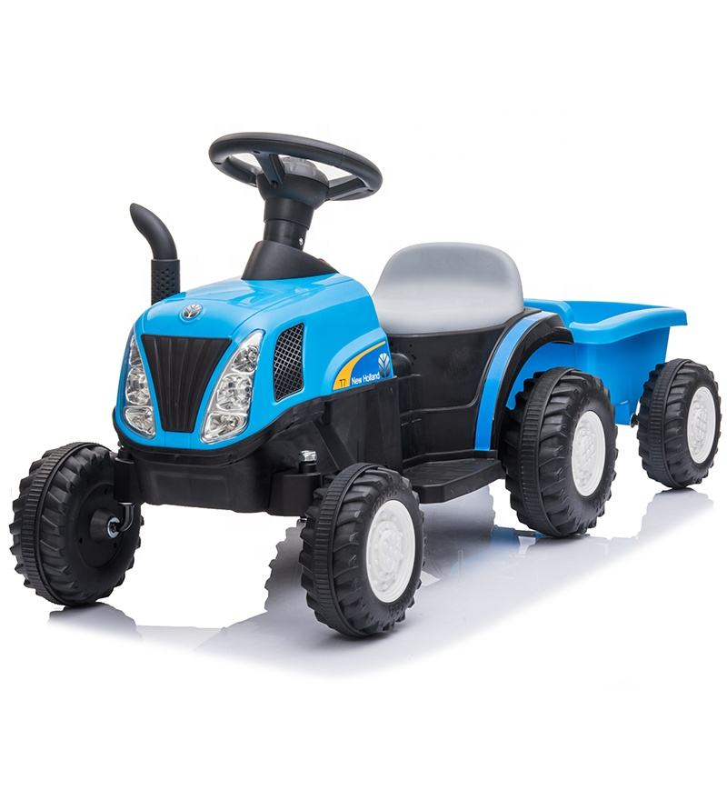 12v battery operated ride on car power wheel electric kids tractor with remote control