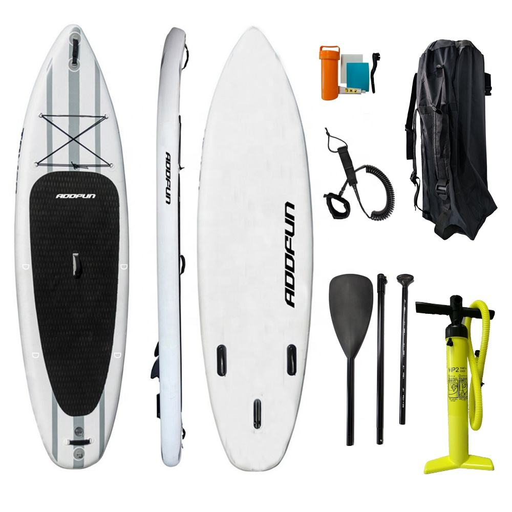 ADDFUN Neue Design Lager Keine MOQ Adventurer SUP Paddle Board