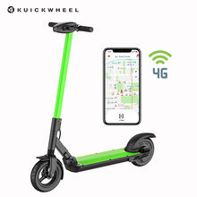 Factory Dockless Rental Sharing Electric Kick Scooter 4G IOT APP Swappable Battery GPS