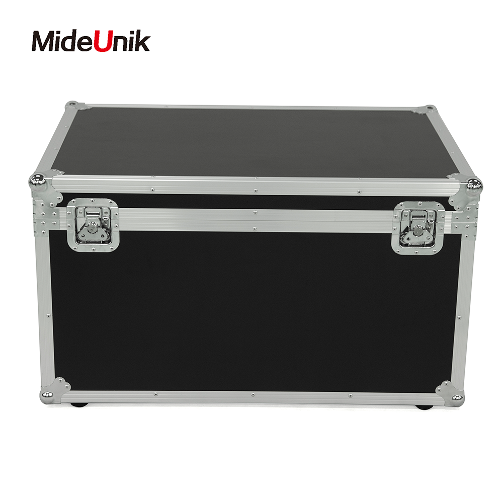 Manufacturers keyboard piano drum road case DJ instrument flight case with foam insert