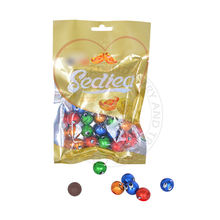 Funny Assorted Expression Package Ball Chocolate Candy