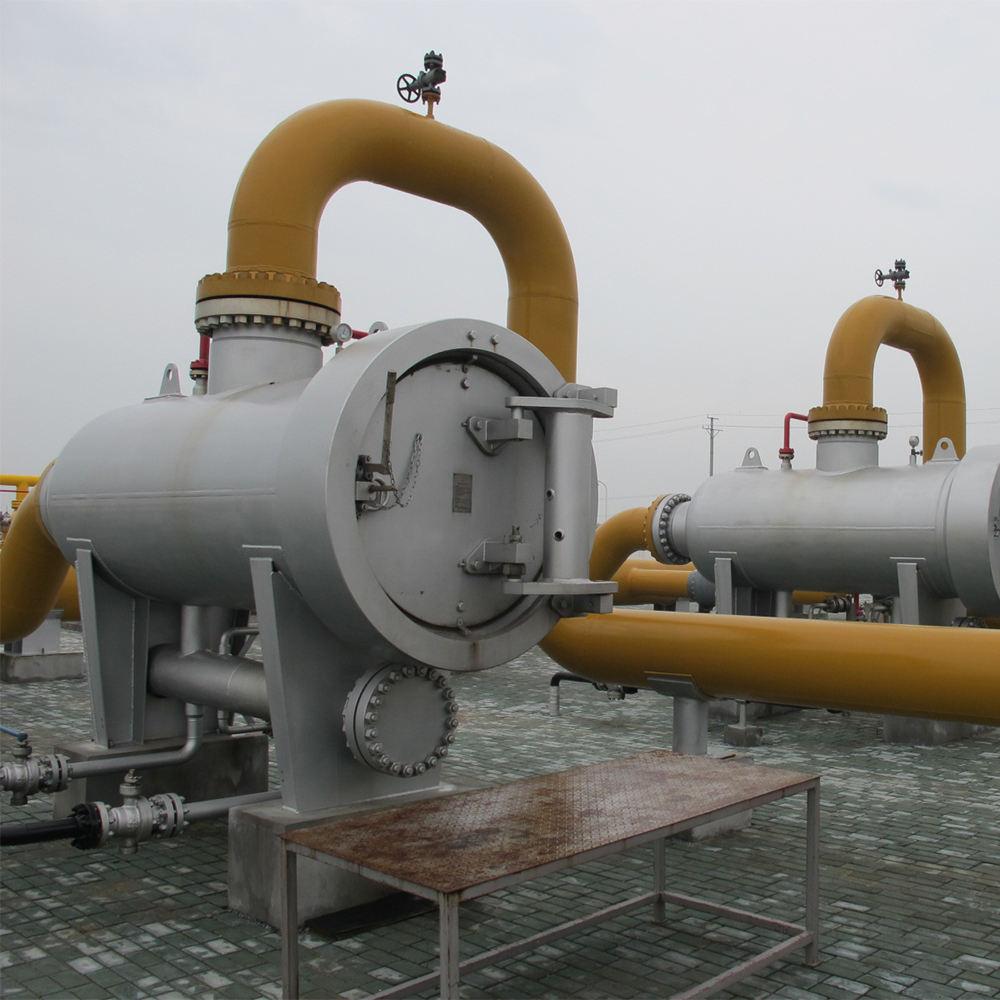 Natürliche Gas Wasser Separator 3 Phase Separator Gas Filter