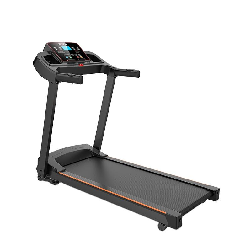 ODM/ OEM accept family run machine cheap treadmill with incline folded running machine