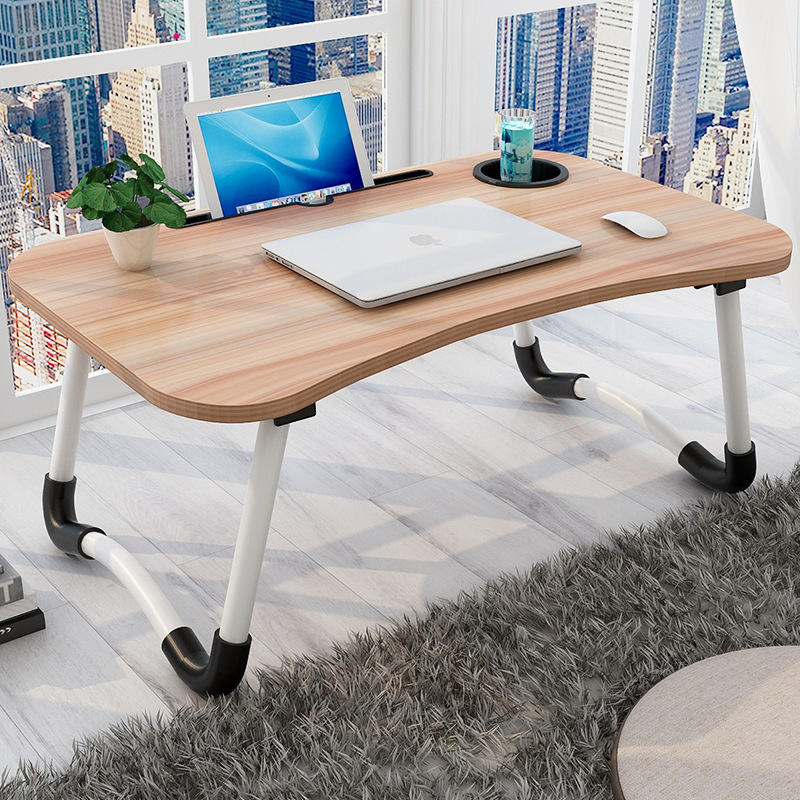 Portable Laptop Desk Foldable Laptop Table Notebook Study Laptop Stand Desk for Bed and Sofa Computer Table