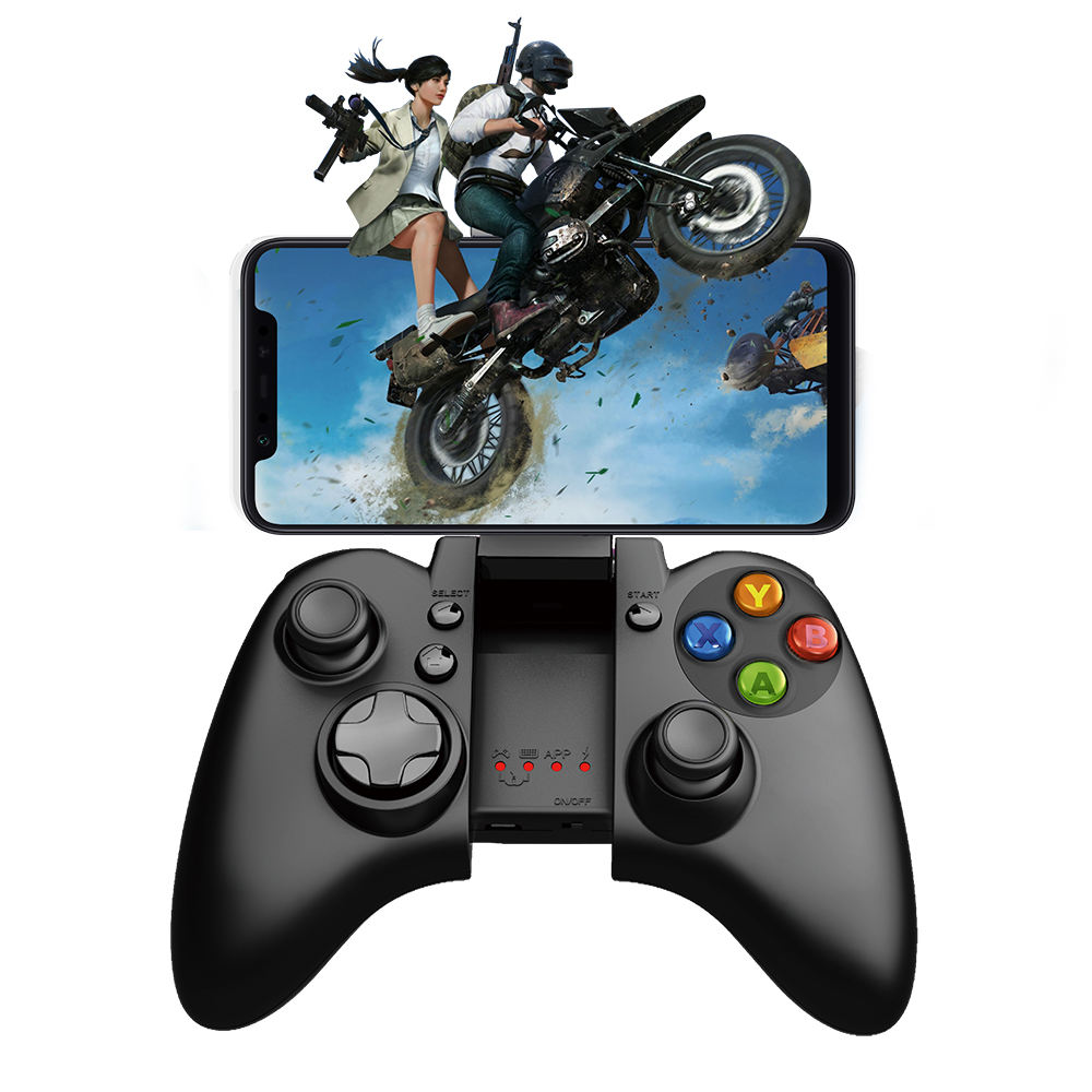 Factory direct wireless connection game controller for mobilephone and computer for switch game controller