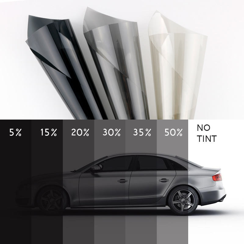 2020 hot selling Heat control privacy solar ceramic window film for car windows tint
