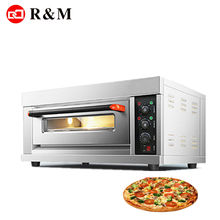 One deck Baking bread used commercial baking electric oven pizza bakery ovens for bakery,small mini electric pizza oven electric