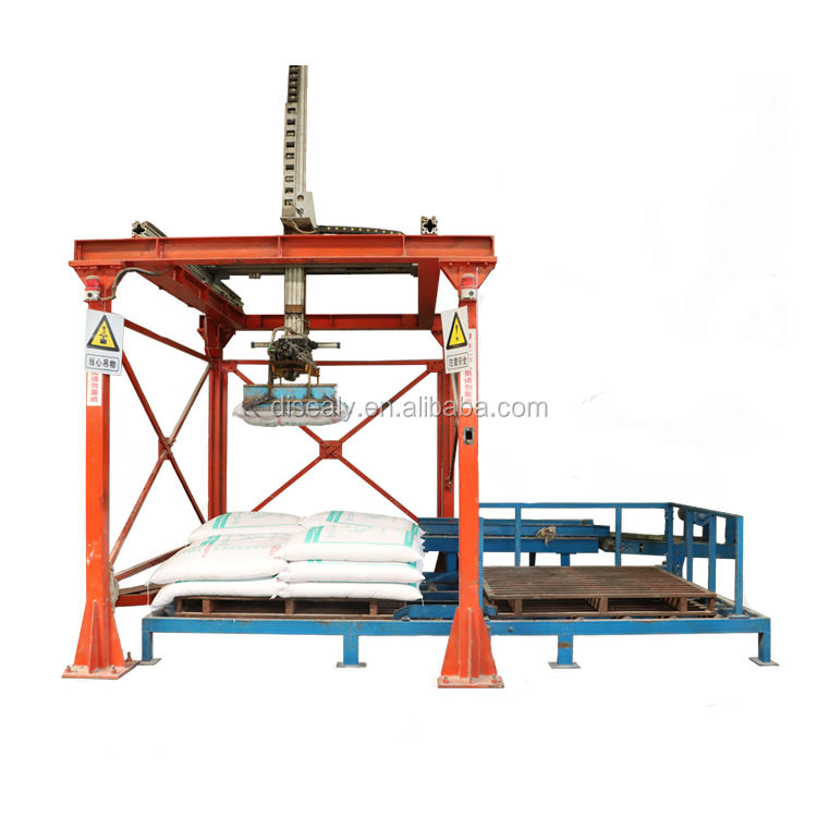 truss type robot palletizer Automatic packing bag Palletizer system Machine