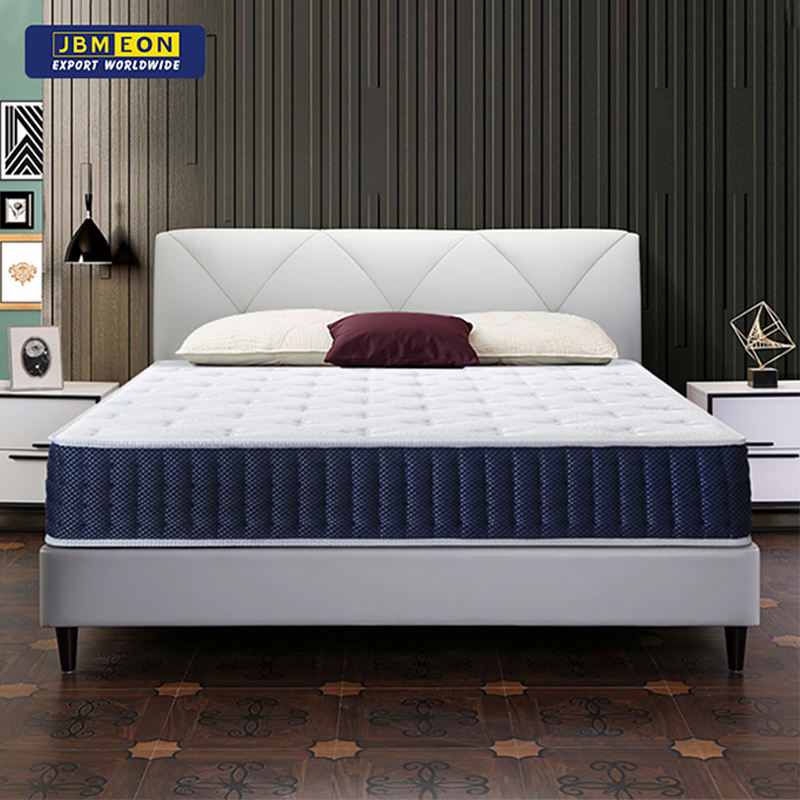 "JBMEON 9"" mattress gel memory foam bed mattress topper With High Density Foam"