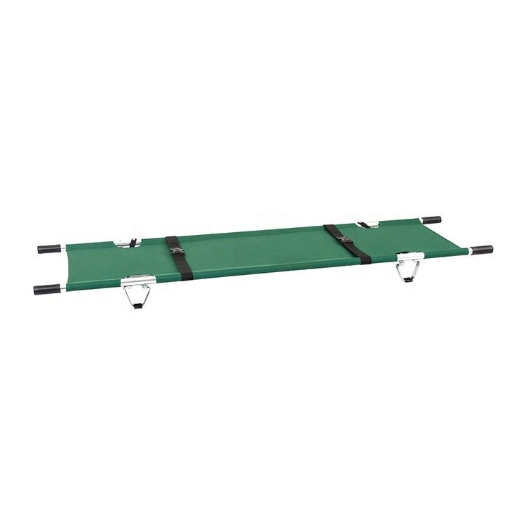 YXH-1F3 Aluminum alloy material Folding stretcher