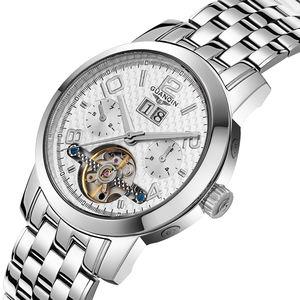 Nouvelle mode bonne qualité hommes montre bracelet mécanique montre regal montre prix