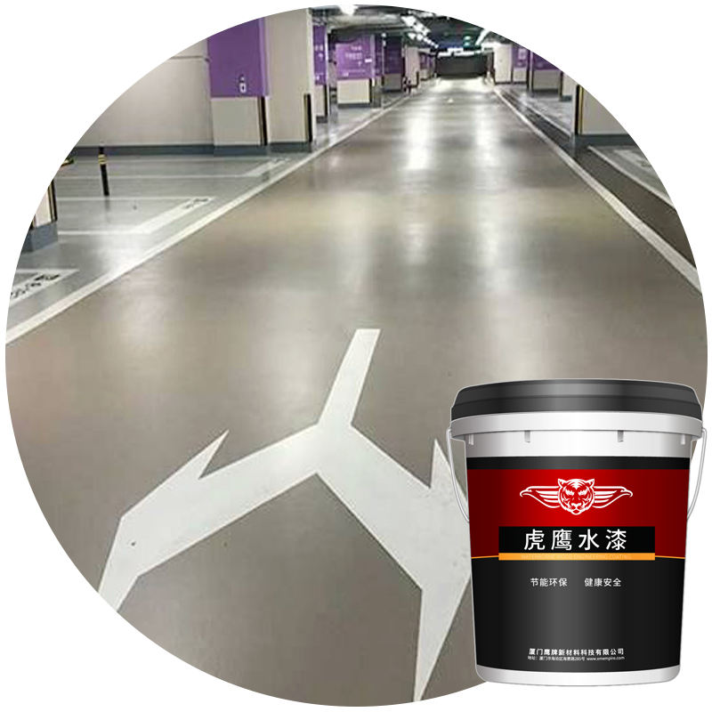 Polyurethane factory warehouse self-leveling outdoor garage coating epoxy resin concrete floor paint