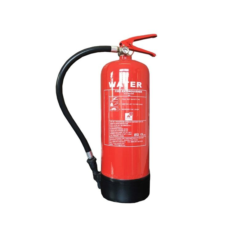 9L Water+ Additive Fire Extinguisher