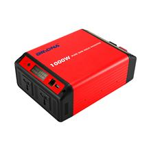 2020 Amazon Hot Selling 1000 watt 12v 24v dc to 110v 220v 230v ac 1000w solar car power inverter