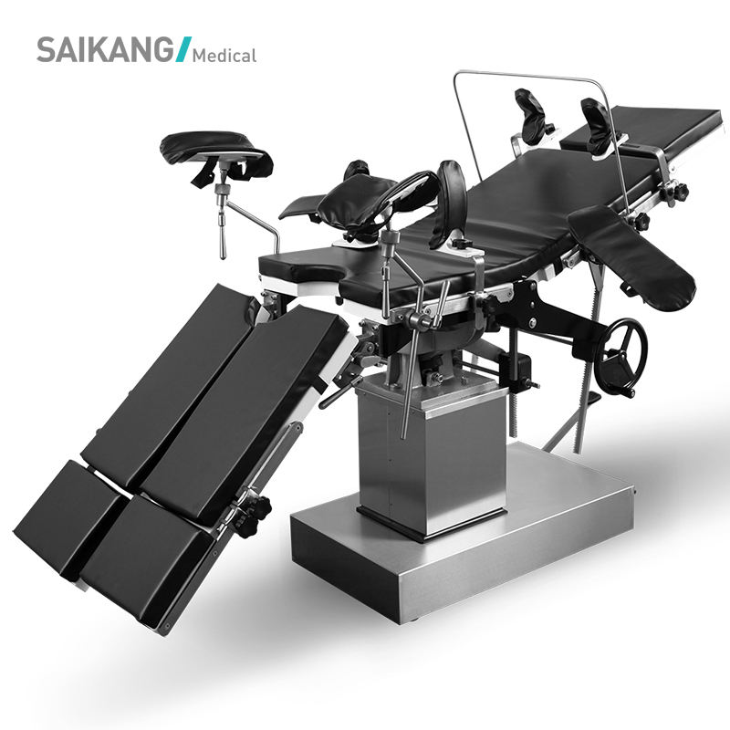 A3001A Saikang Advanced Electric Obstetric Gynecology Exam Beds Table