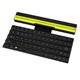 Itop R4 Reel Folding Bluetooth Keyboard 64 Keys Portable Foldable Wireless Keypad for Table PC Smartphones