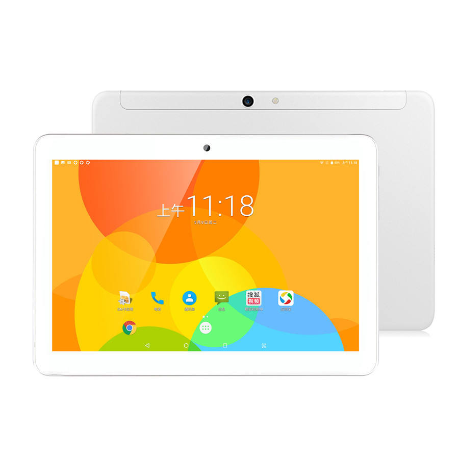 Phablet 10 Inch Oncell Layar GPS MTK-6797 Android Smartphone Tablet Pabrik Harga Rendah