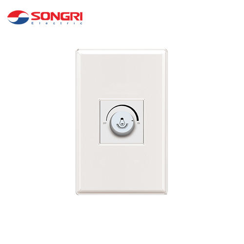 Songri 250V 10A 630W <span class=keywords><strong>Gaya</strong></span> Amerika Lampu Dimmer Switch