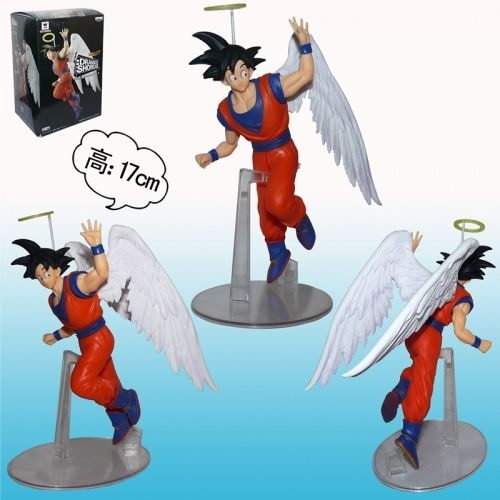 Hot Koop Dragon Ball Z Figuur Speelgoed Vliegende Goku Japanse Cartoon Anime Pvc Figuur Dragon Ball Anime