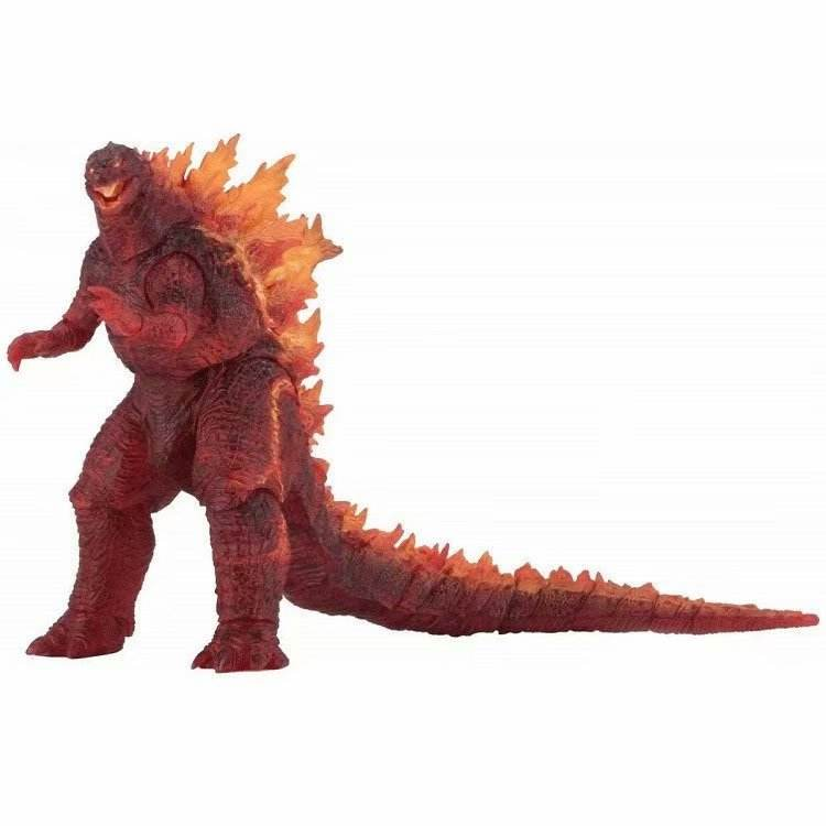Godzilla The King of the Monsters Character Cosplay Cartoon Toy Anime Action Figure 18cm