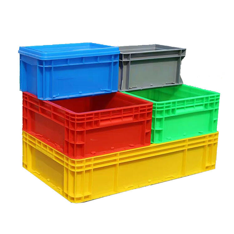 Logistics shipping storage box Plastic crate