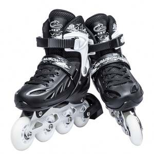 flashing wheels roller light-up cheap price good quality rubber wheels in stock inline skates