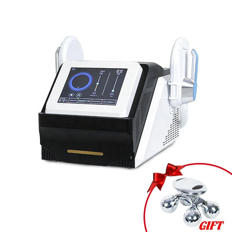Newest Aesthetics ems Build Muscle Burn Fat Body Contouring Slimming Machine Hiemt