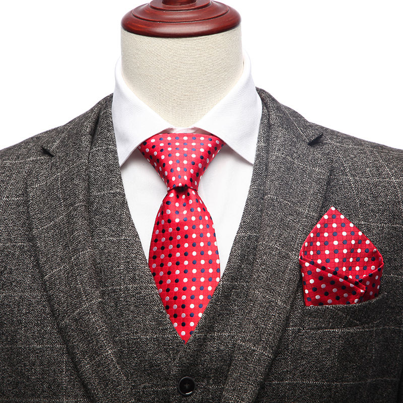 High Quality Good Price Custom Jacquard Woven Silk Tie Necktie For Men
