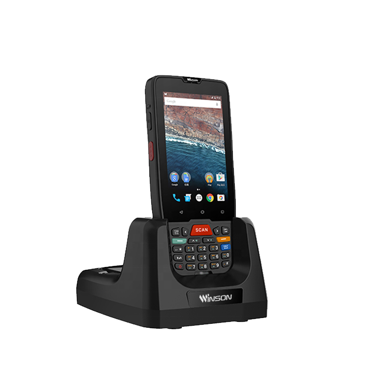 Winson WPC-9071 <span class=keywords><strong>PDA</strong></span> 바코드 스캐너 안드로이드 4G 휴대용 물류 <span class=keywords><strong>PDA</strong></span>