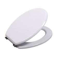 Bofan Custom White Color Elegant antibacterial Stainless Steel Hinge Wc Toilet Lid Part Mold Bidet Seat