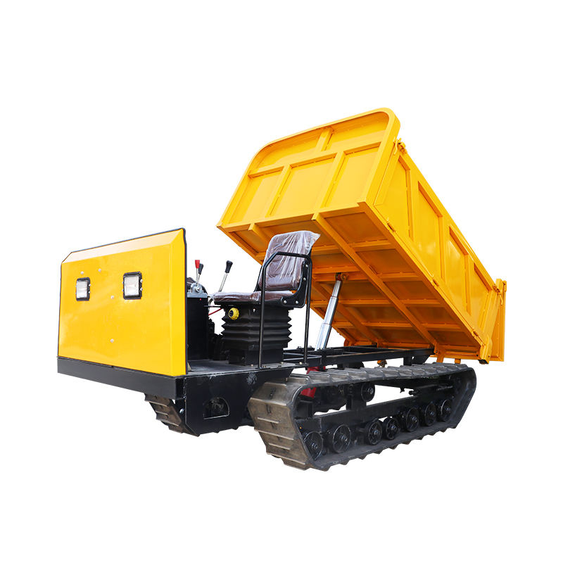 High Efficiency Crawler Dumper/Crawler Transporter/Track Carrier