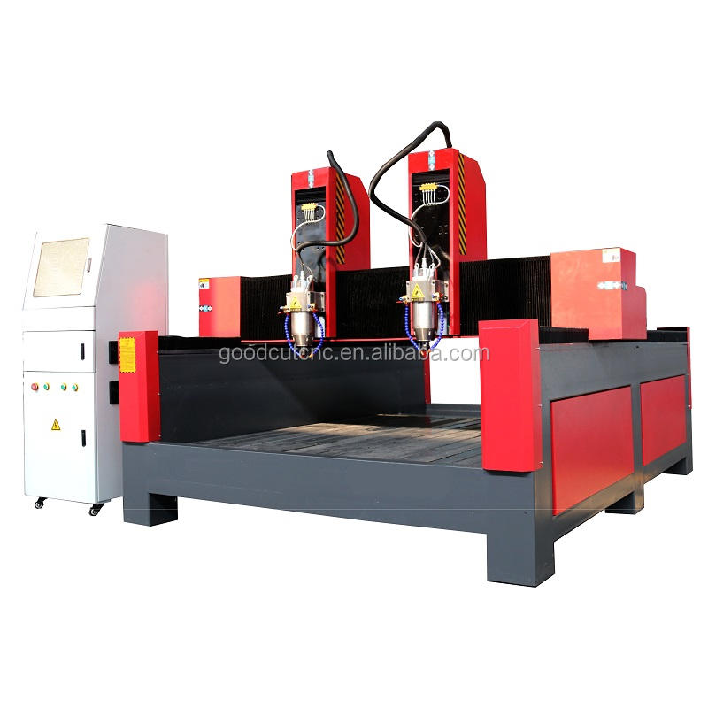 most stable stone table atc cnc router marble processing engraver machine