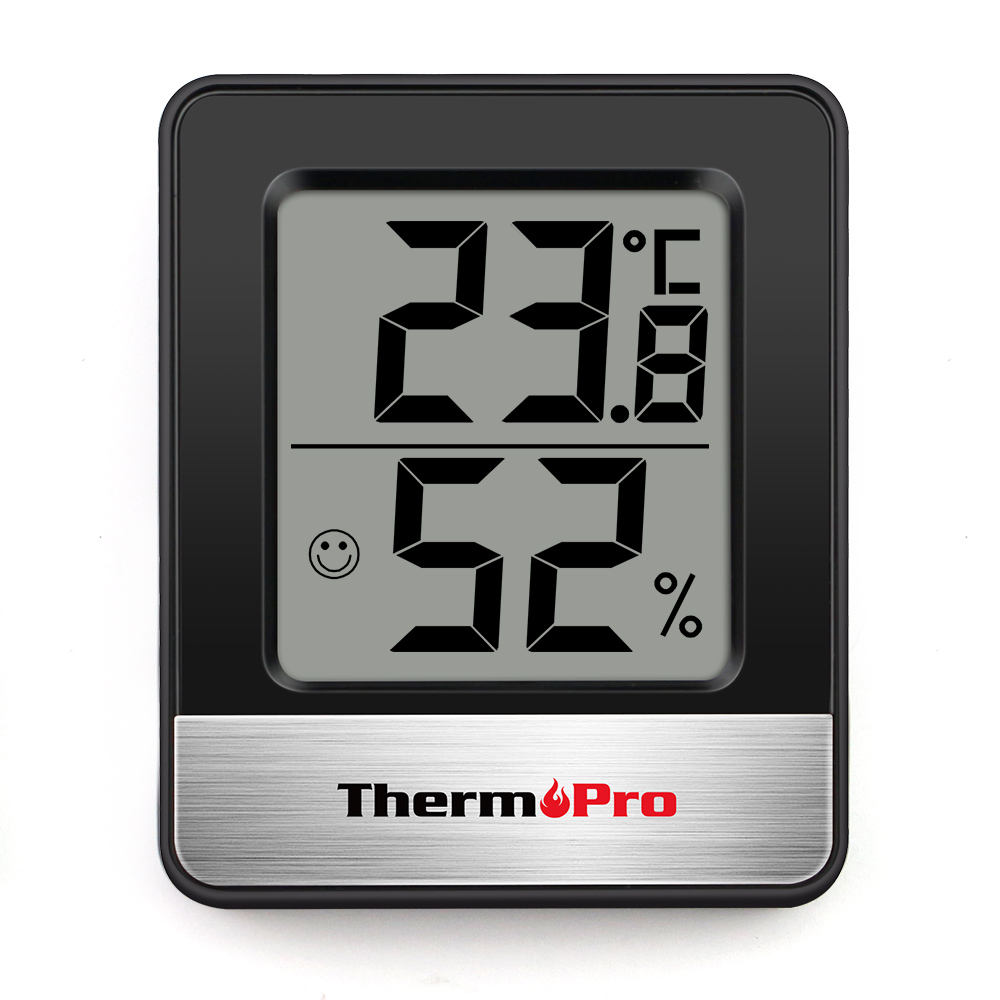 Thermopro TP49 Digital Household Thermometer Hygrometer Temperature Humidity Gauge