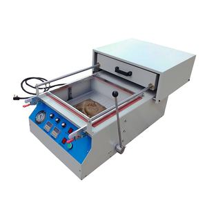 Hot sale small desktop thermoforming machine