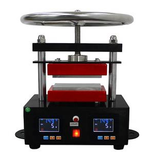 Cheap 3x5 Double Heating Plates Mini Rosin Heat Press