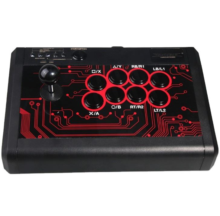 Wired GamePad for PS2/PS3 Controller PC arcade game joystick Gaming Fighting Arcade Stick