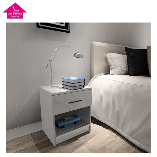 Storage bedside table bedroom drawer modern type factory price