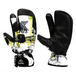 Fashion Children's outdoor warmth  winter riding thickening cold and waterproof windproof skiing