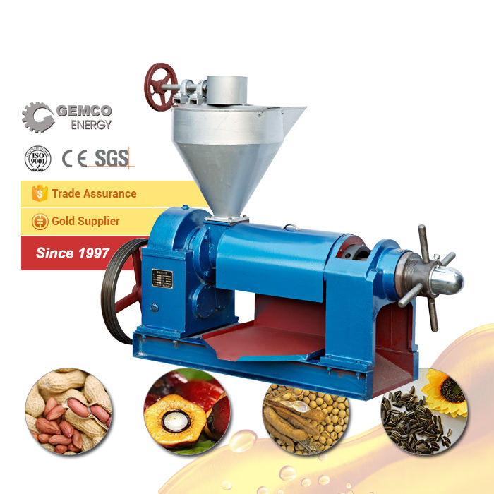 Factory price extraction machinery oil expeller coconut oil processing machine