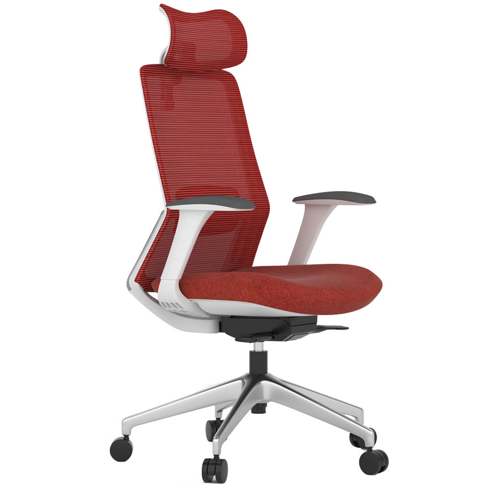 2021 New Design Furniture Chair Modern Office Chair Lumber Support Adjustable Computer Chair Mesh with 4D Arms