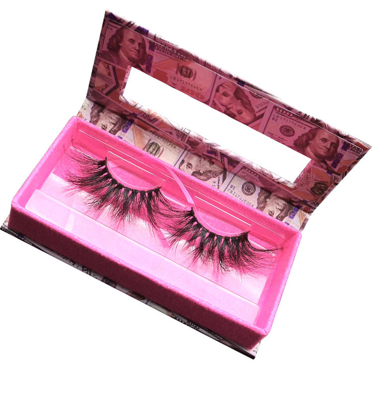 Best Selling Eye Lash Style Wholesale Natural Best False Eyelash Custom Customized Bag Packaging Box Vendors 100% 3D Mink Lashes