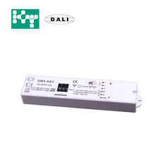 DMX 512 29 Programms Build-in Both Master And Decoder Function RJ45 Connectors Led Light Controller DMX